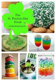 fun st patricks day food ideas