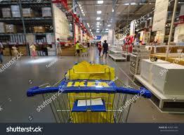 Ikea Trolley by Bangkok Jun 26 Ikea Trolley Ikea Stock Photo 454511458 Shutterstock