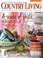 country living subscription country living magazine subscription save 77 on country living