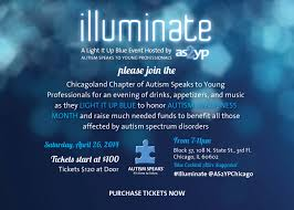chicago invite did you know april is autism awareness month as2yp celebrates
