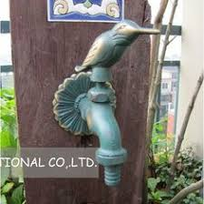 wren ornamental garden tap garden tap gardens