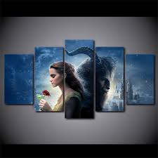 Beauty And The Beast Home Decor Online Get Cheap Beauty And The Beast Frame Aliexpress Com