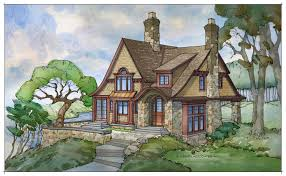 Visbeen House Plans Architectural Tutorial Storybook Homes Visbeen Architects