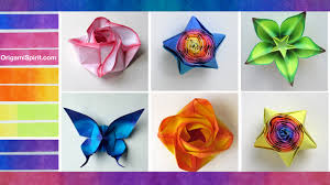 How To Color Paper For Origami Coloreado De Papel Youtube Color Paper