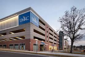 Umkc Campus Map Cherry Street Parking Structure Bnim