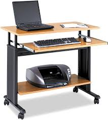 Height Adjustable Desk Reviews by Amazon Com Safco Products 1926cy Muv 29 34