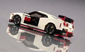 peugeot lego lego nissan gt r nismo is the perfect father u0027s day gift