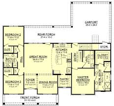 european style house plan 3 beds 2 00 baths 1900 sq ft plan 430 144