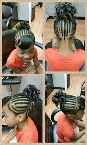 cornrow spiral ponytail cornrow kid hairstyles and cornrows