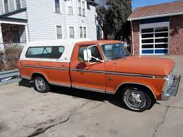 Ford F100 1975 Autoliterate 1974 Ford F100 Ranger Xlt Part 2