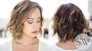 short hair tutorial youtube