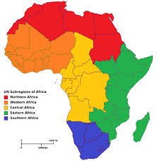 Northern Africa Map by Maps Of Southern Africa And Africa Inside Map Africa Foto Nakal Co