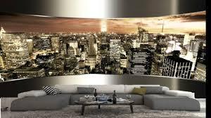 Tapisserie Poster Mural by Papier Peint 3d Moderne U0026 Design Youtube