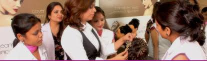 hair styling classes get advanced diploma in aesthetics hair designing with orane hair