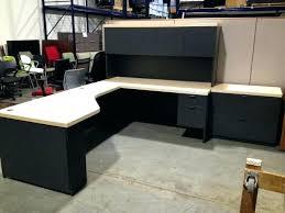 Bush L Shaped Desk With Hutch Bush L Shaped Desk Bush Series C L Shaped Bow Desk Bundle W Three
