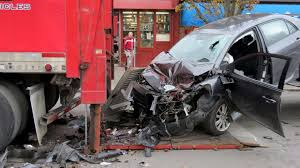 police reported overdose leads to crash on albany u0027s new scotland