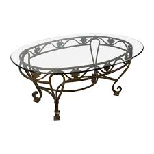 Vintage Glass Top Coffee Table Photo Gallery Of Vintage Glass Top Coffee Tables Showing 6 Of 20