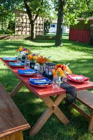 how to have a farm to table dinner in your backyard recipes
