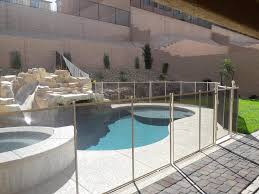Backyard Pool Safety by Mesh Swimming Pool Safety Fences Las Vegas