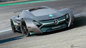 mercedes supercar 2016 the mercedes benz elk electric supercar imagination knows no