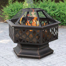 Garden Chiminea Sale Fire Pits U0026 Chimineas Ebay