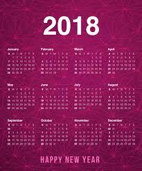 new year pocket happy new year 2018 calendar new year pocket calendar