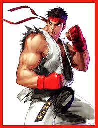 from street fighter main character name brian baker s official website top 25 fighting game characters