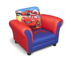 amazon com delta children disney pixar cars upholstered chair baby