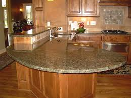 kitchen counter top ideas curved kitchen counter home design ideas and pictures
