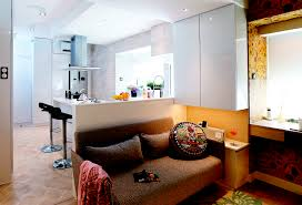 cramped wan chai eyrie transformed into spacious funky home