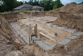 a new home for the dunn family days 2 thru 17 footings u0026 foundation