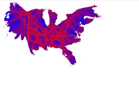 Electoral Votes Per State Map by The Real 2016 Political Map Is Shockingly Different From Cnn U0027s