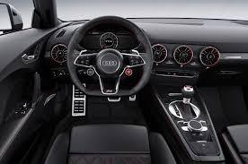 u s spec 2018 audi tt rs priced at 65 875 automobile magazine