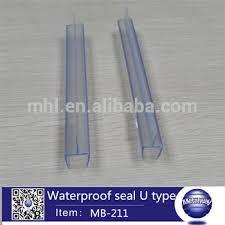 high quality plastic glass shower door seal strips buy plastic