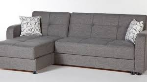 new gray sectional couch youll love wayfair regarding incredible