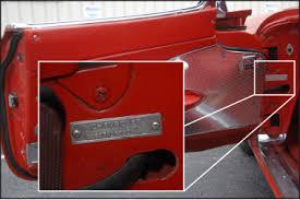 1969 corvette vin decoder corvette parts and accessories 866 350 4540