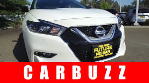 nissan maxima vs chevy impala 2017 nissan maxima unboxing review is it really the four door