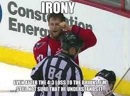 Bruins Memes - hockey irony memes quickmeme