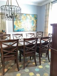modern craftsman dining room sumptuous living