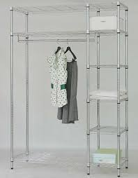 Metal Wire Storage Shelves Wr426 45120 Wire Rack Wardrobe Size D46xw122xh180cm Wardrobe