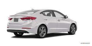 hyundai elantra limited price 2017 hyundai elantra limited car prices kelley blue book