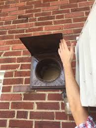 insulation how to seal old stove vent hole in brick wall home