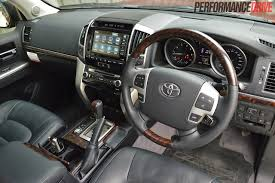 jeep sahara interior 2014 toyota landcruiser sahara v8 review video performancedrive