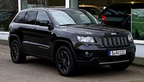 jeep cherokee black jeep grand cherokee s limited 3 0 crd technical details history