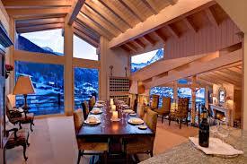 chalet zermatt for rent with 5 star service