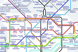 commute map sponsored map economy affecting commute