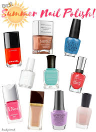 27 marvellous popular nail colors summer 2017 u2013 slybury com