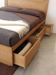 honey double size bed with six drawers beds cribs and sofabeds