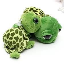 Tortoise Home Decor Online Shop Cute Big Eye Series Tortoise Doll Turtle Stuffed Plush