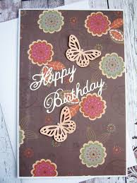 butterfly birthday card happy birthday wish daughter